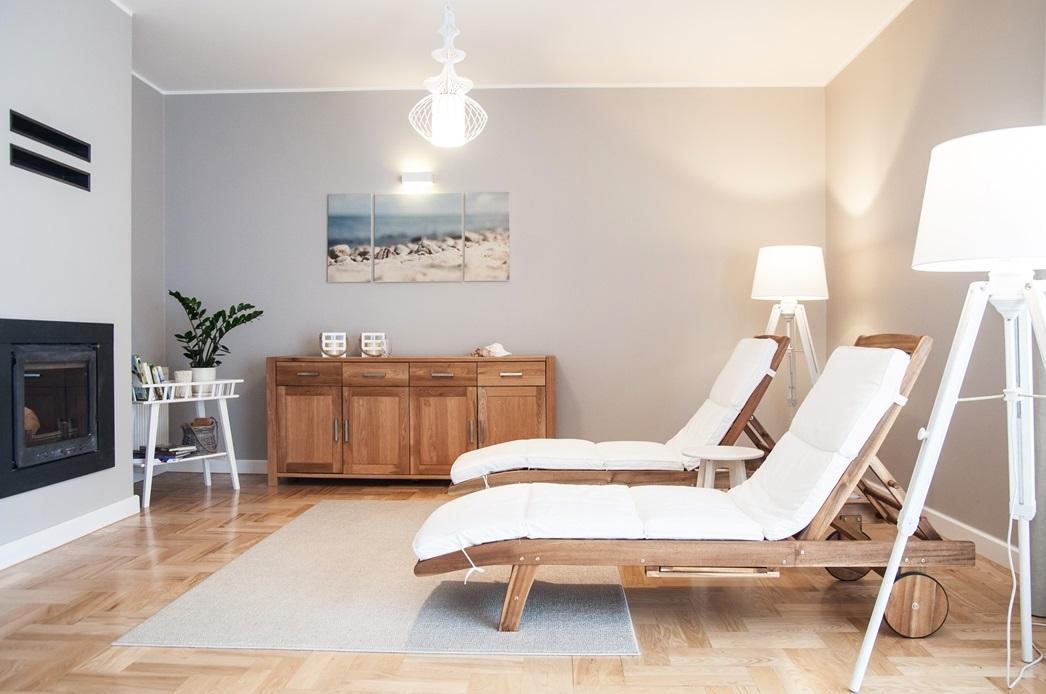 Pokój relaksu w Spa Osowa